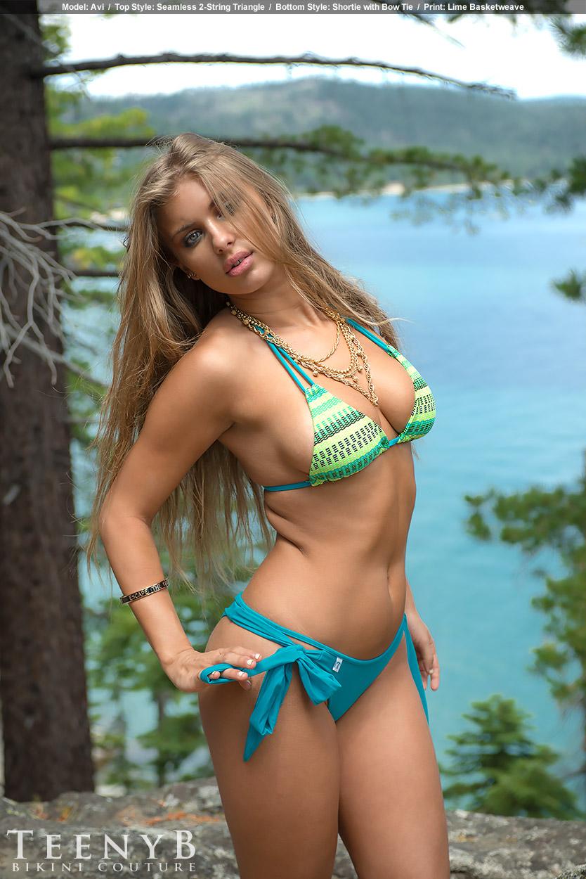 The Green Bikini 3