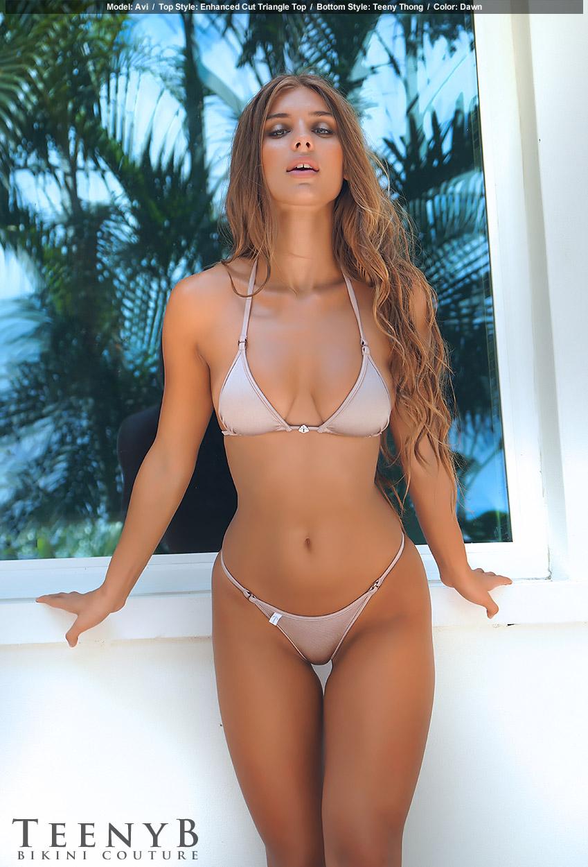 Teeny nude