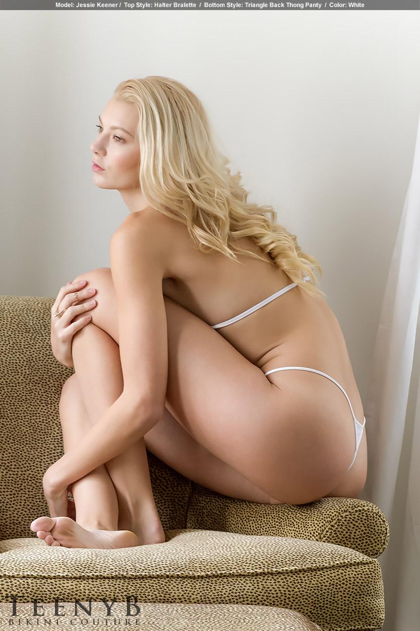 Getting in her panties