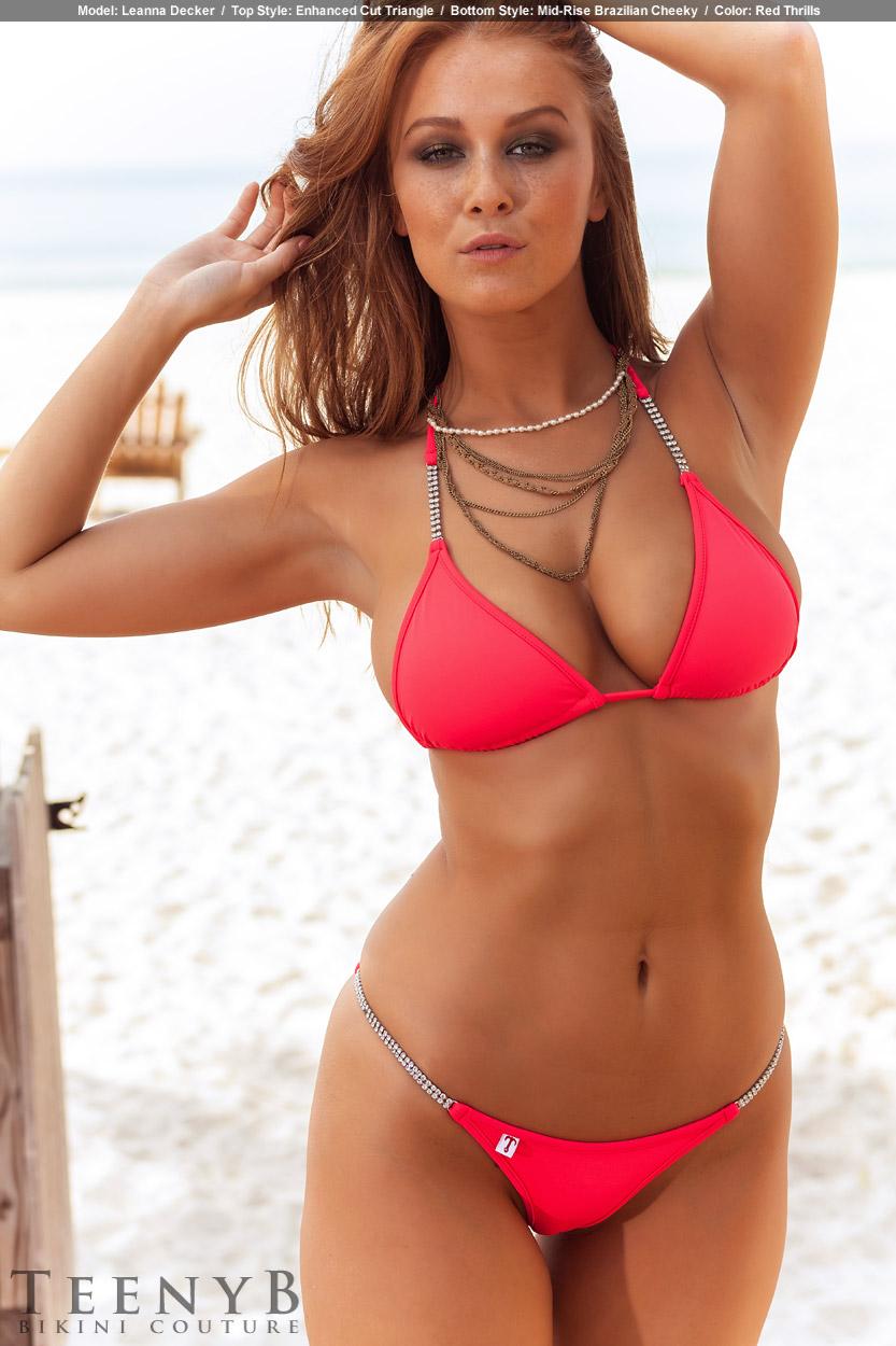 Leanna Decker Bikini Picture