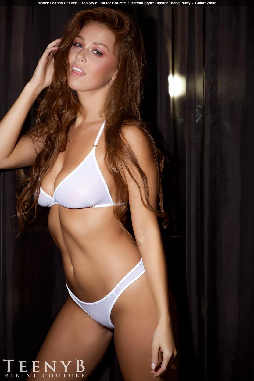 Hotties In White Thong Panties 50