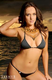 Bikini Model Lindsay
