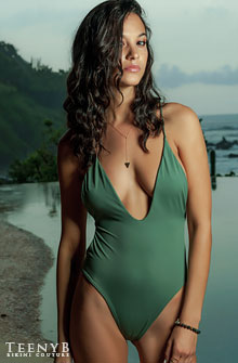 Green One Piece