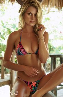 Bikini Model Sarah