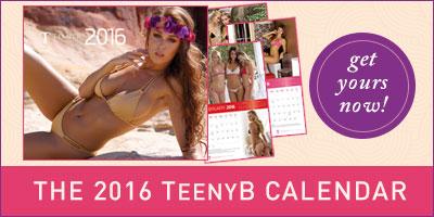 2016 TeenyB Calendar